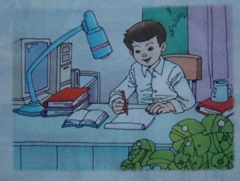 看图作文:班主任不在_小学生一年级作文700字